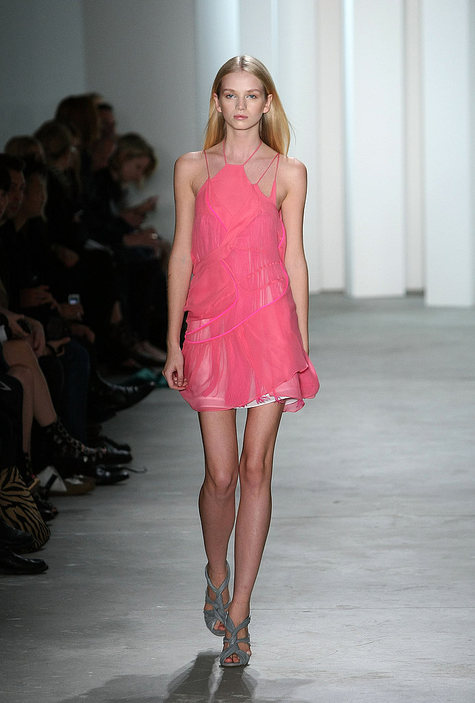 New York Fashion Week: Preen Spring 2010