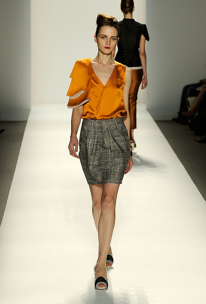 New York Fashion Week: Andy & Debb Spring 2010