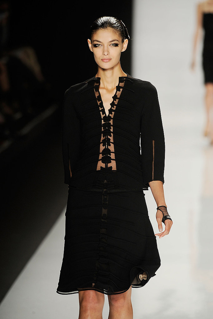 New York Fashion Week: Chado Ralph Rucci Spring 2010