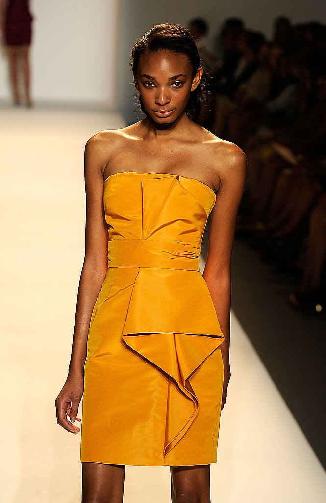New York Fashion Week: Lela Rose Spring 2010