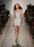 New York Fashion Week: Herve Leger Spring 2010