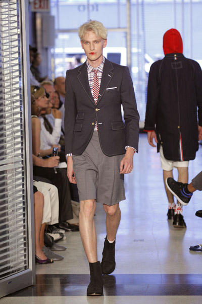 New York Fashion Week: Thom Browne 2010