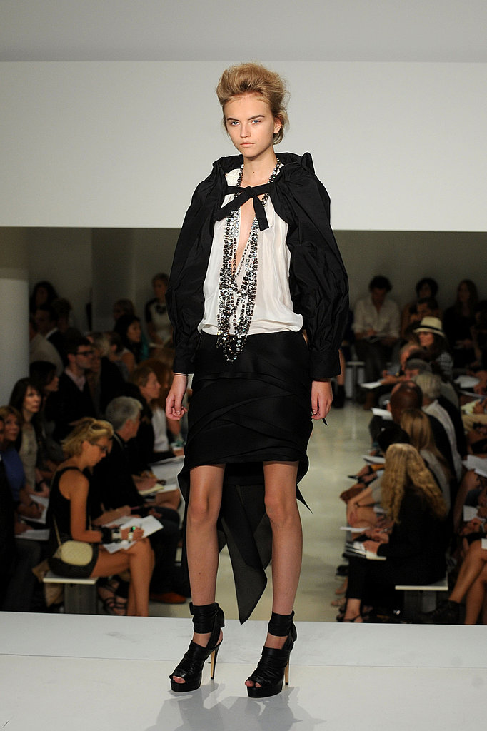 New York Fashion Week: Vera Wang Spring 2010