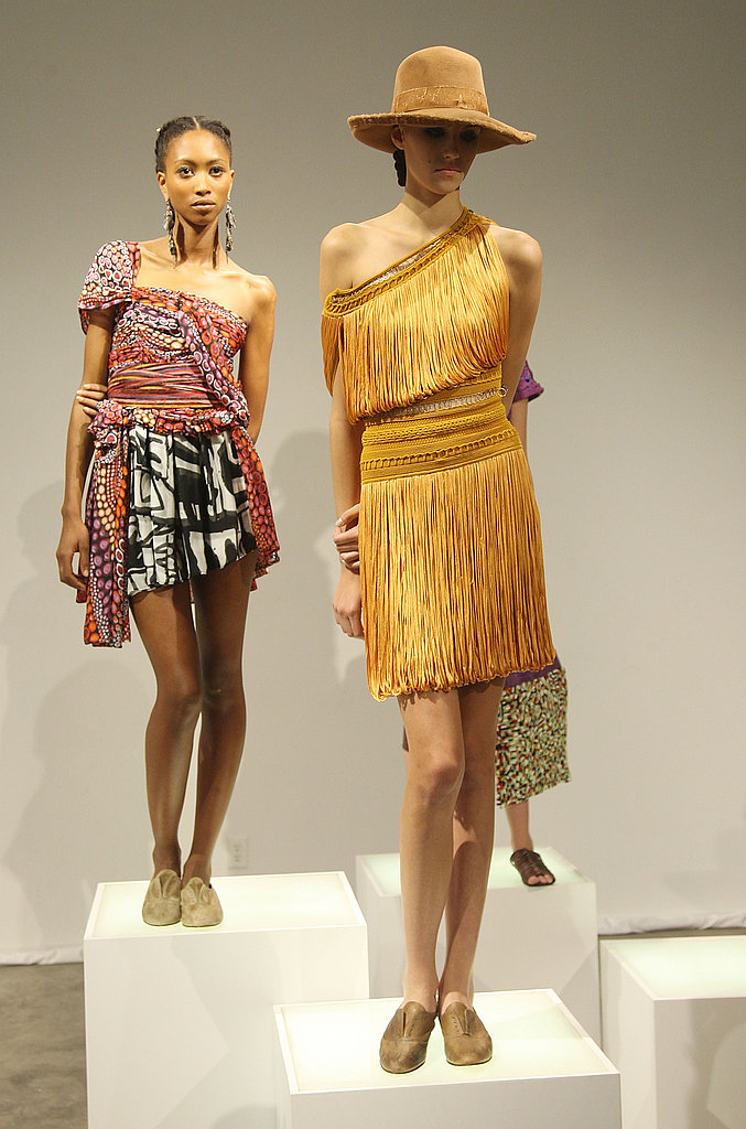 New York Fashion Week: Catherine Malandrino Spring 2010