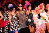 New York Fashion Week: Betsey Johnson Spring 2010