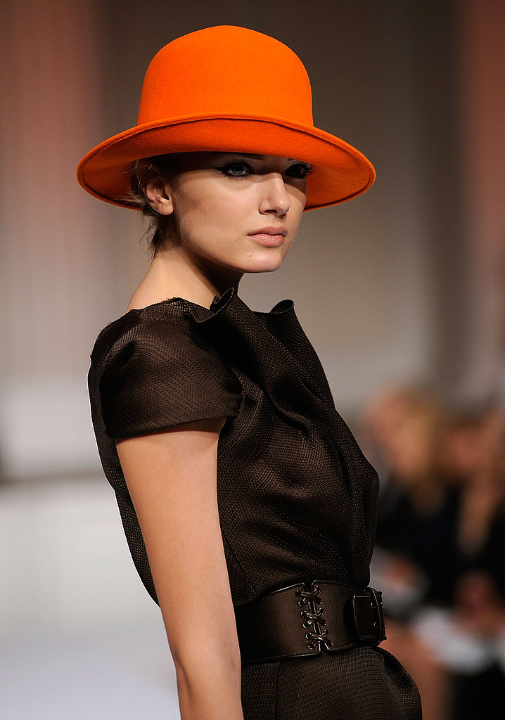New York Fashion Week: Oscar de la Renta Spring 2010
