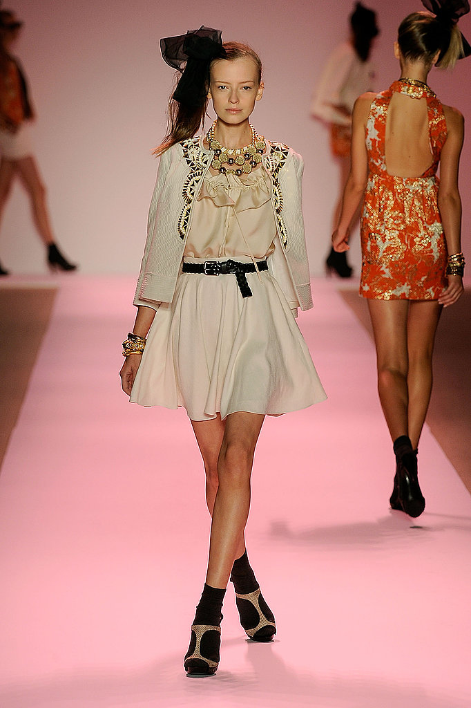 New York Fashion Week: Milly Spring 2010