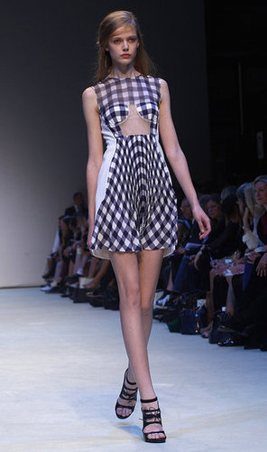 London Fashion Week: Christopher Kane Spring 2010