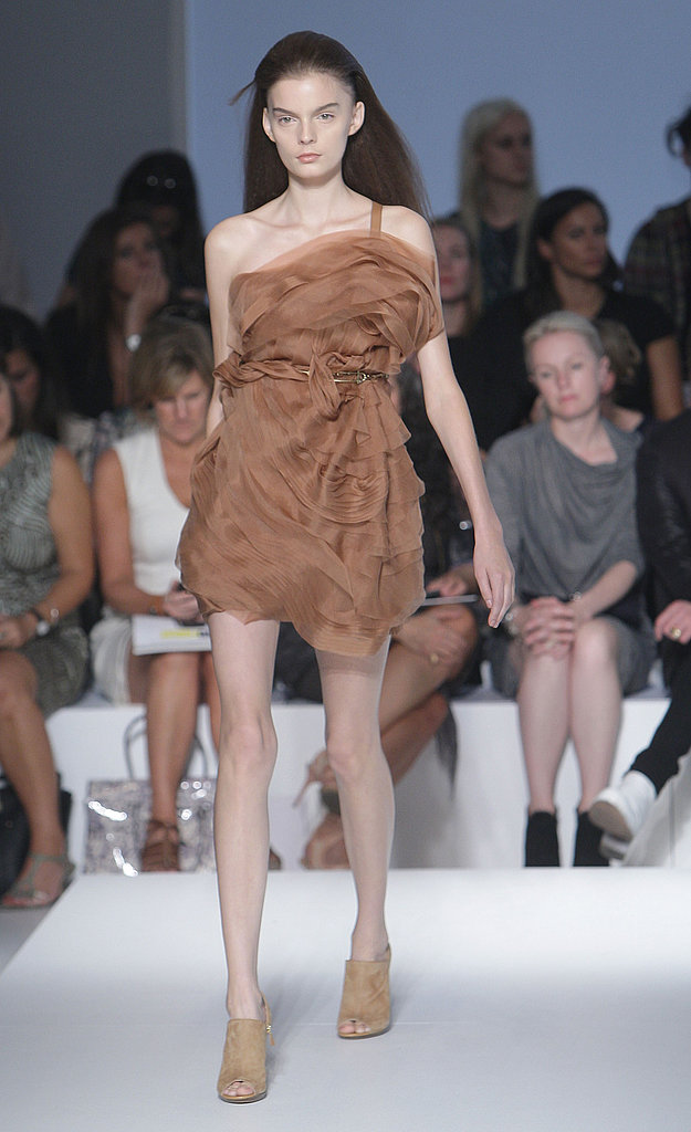 Milan Fashion Week: Gianfranco Ferre Spring 2010