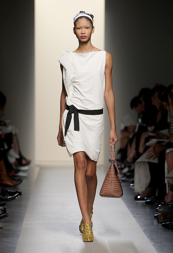 Milan Fashion Week: Bottega Veneta Spring 2010