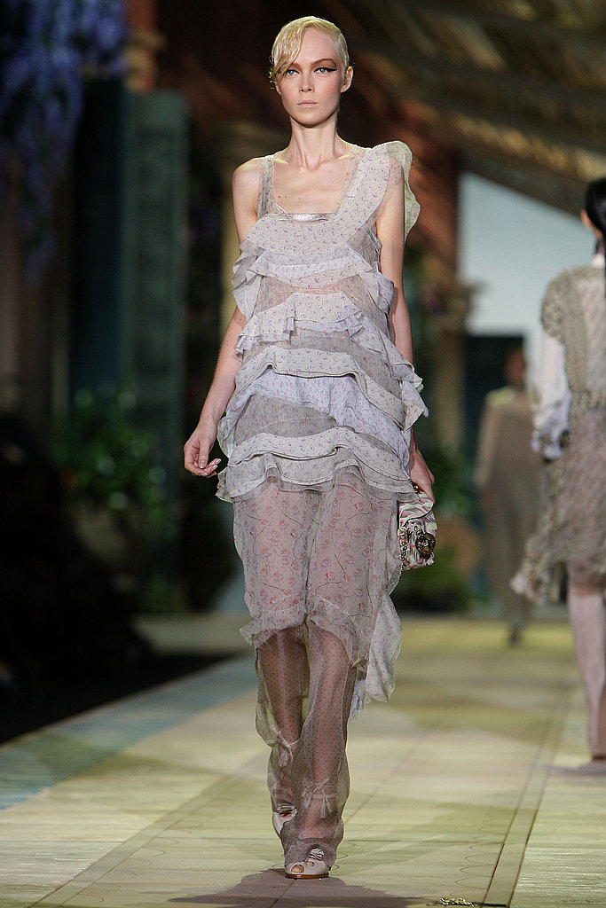 Milan Fashion Week: Roberto Cavalli Spring 2010