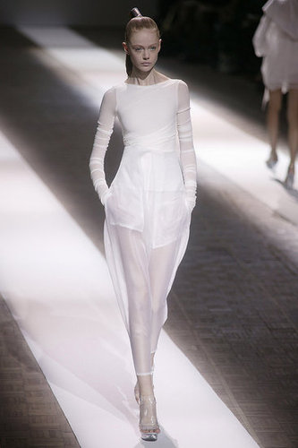 Paris Fashion Week: Bruno Pieters Spring 2010