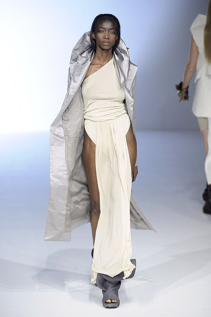 Paris Fashion Week: Rick Owens Spring 2010