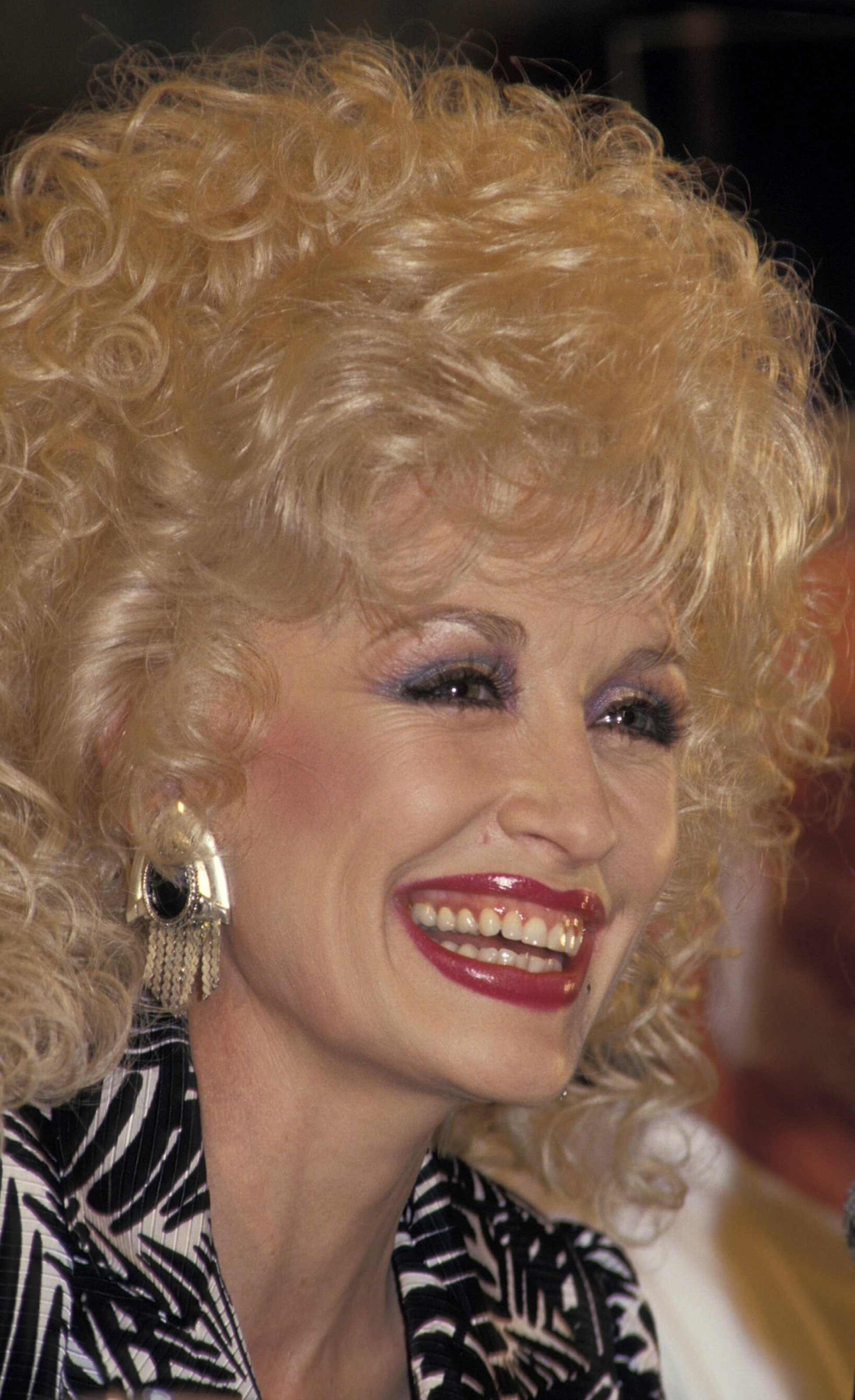 Dolly parton as beauty icon popsugar beauty for What is dolly parton s husband s name