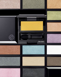 Shiseido Crafts Up Mosaics For Fall