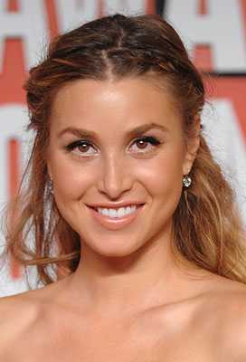 Whitney Port at the 2009 MTV VMAs 2009-09-13 18:04:18