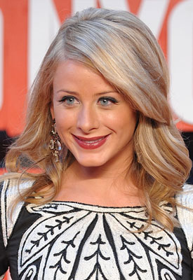 Lo Bosworth at the 2009 MTV VMAs