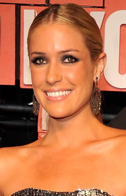 Kristin Cavallari at the 2009 MTV VMAs