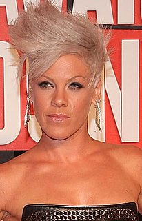Pink at the 2009 MTV VMAs