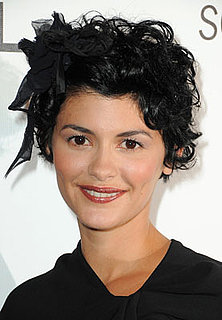 Pictures of Audrey Tautou's Hair