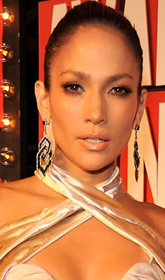 Jennifer Lopez at the 2009 MTV VMAs 2009-09-13 18:30:14