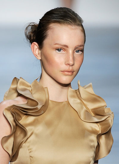Christian Siriano: 2010 Spring Fashion Week