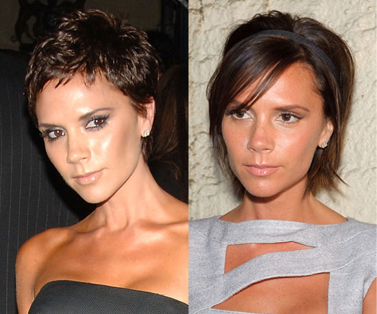 Should Victoria Beckham keep letting her hair grow out?