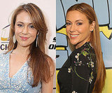 What texture works better for Alyssa Milano?