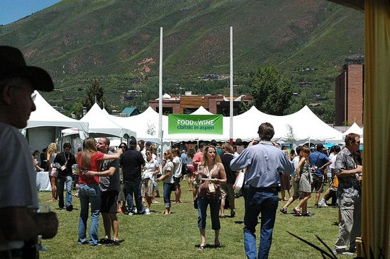 Slideshow: Highlights From the 2008 Aspen Food &amp; Wine Classic