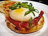 Recipe For Poached Egg and Prosciutto Sandwich