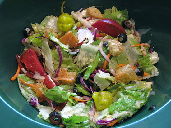 Summer of Salads: Garden Salad