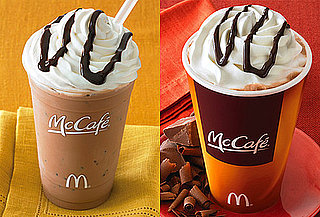 McDonald's Giving Away Free McCafe Mochas on Mondays
