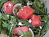 Classic Recipe For Watermelon, Feta, and Arugula Salad