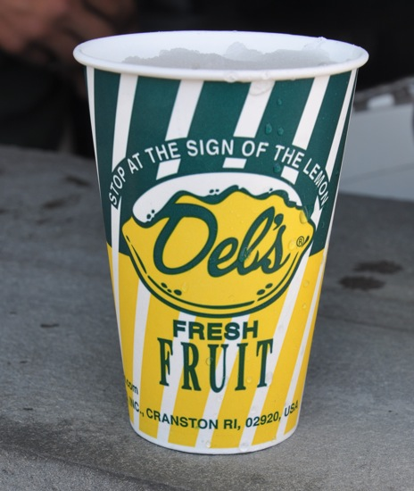 Del's Lemonade Ice