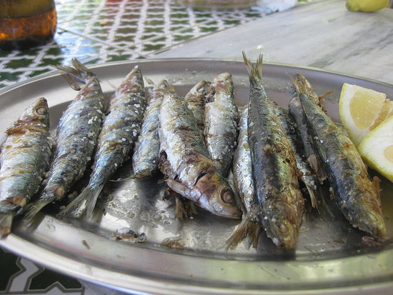How to Grill Spanish-Style Sardines