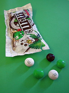 Taste Test: Coconut M&M's