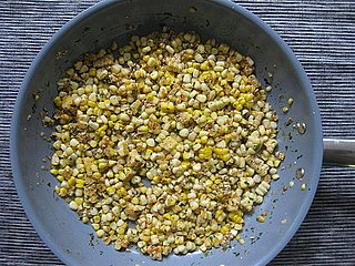 Corn and Cotija Salad