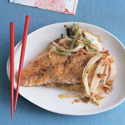 Easy Chinese Fish Recipe