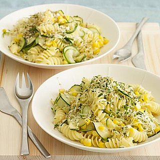 Fast & Easy Recipe For Summer Vegetable Pasta