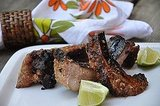 Honey and Ginger Glazed Baby Back Ribs