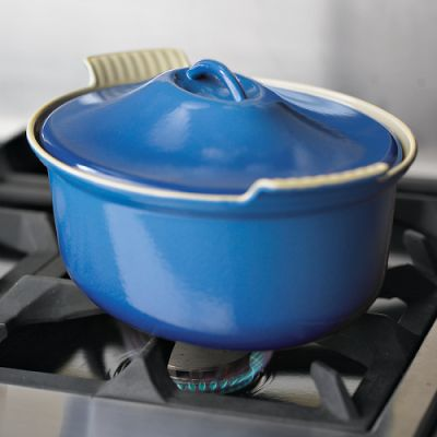 Le Creuset Heritage Oval Cocotte