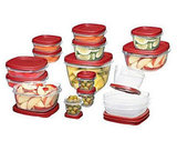 Rubbermaid 36-Piece Tupperware Set