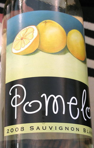 Happy Hour: Pomelo Sauvignon Blanc