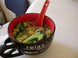 Nigella's Noodle Soup