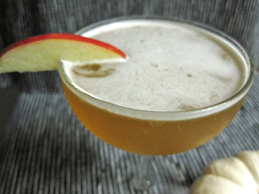 Happy Apple Rum Twist