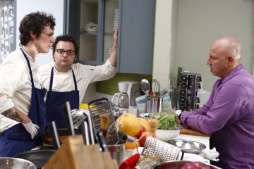 Top Chef Quiz: Dinner Party