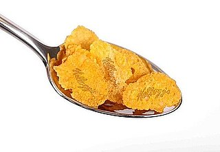 Kellogg's Testing Logo Corn Flakes in the UK