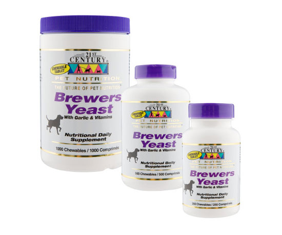 Brewer's Yeast Pill