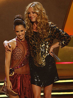 Looking for Cat Deeley's Tiger Dress from So You Think You Can Dance