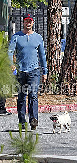 The Scoop: Gerard Butler in the Middle of a Dog Fight